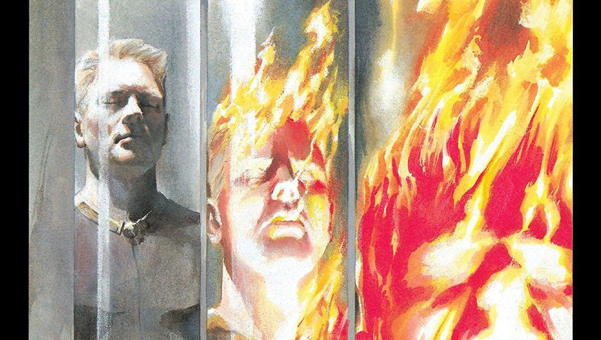Marvels 1994 Kurt Busiek Alex Ross