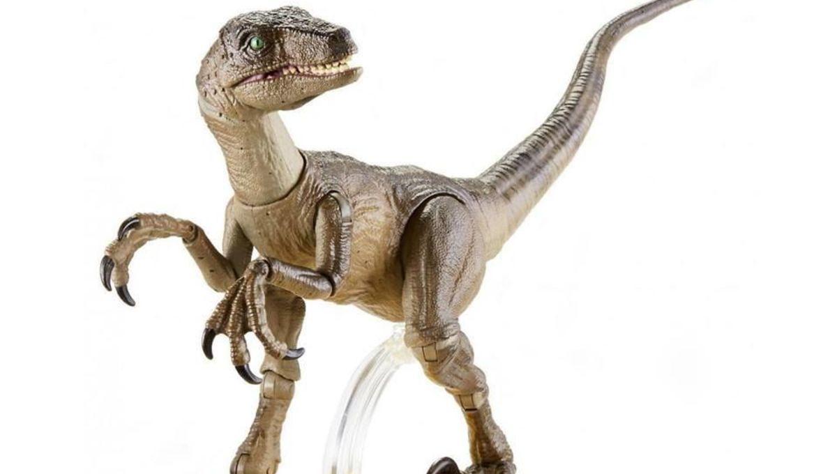 Mattel Jurassic Park 2