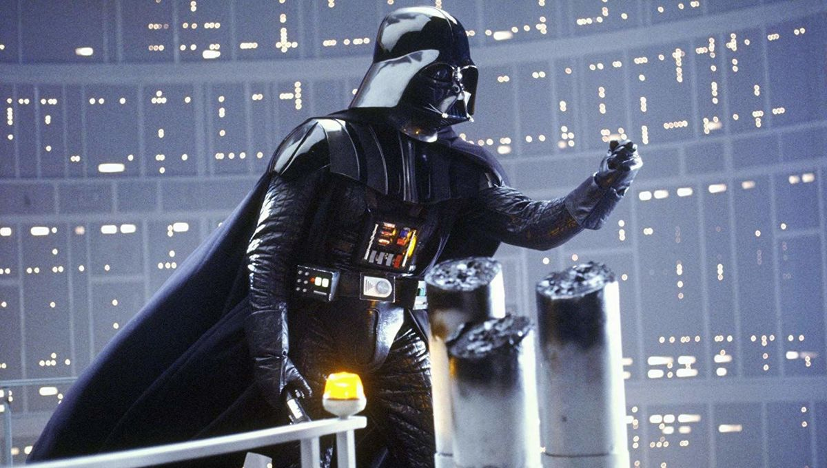 Darth Vader in Star Wars: Episode V - The Empire Strikes Back IMDb