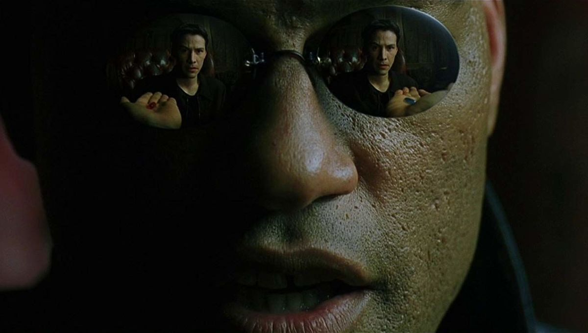Morpheus Laurence Fishburne The Matrix