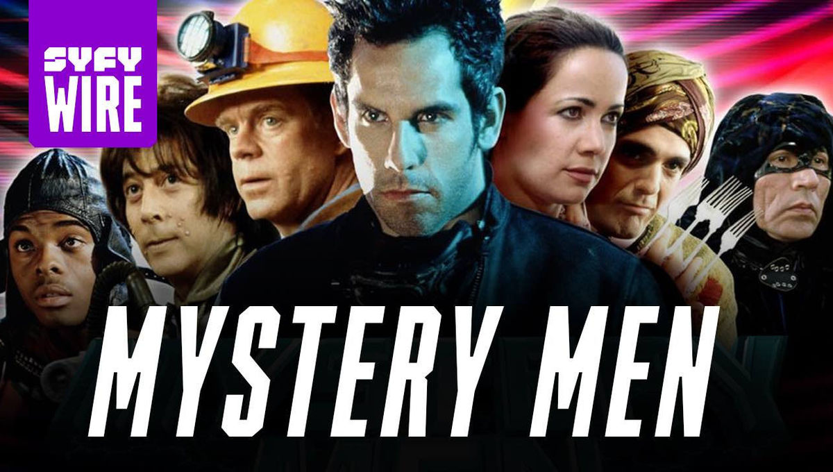 Mystery Men Hero Image