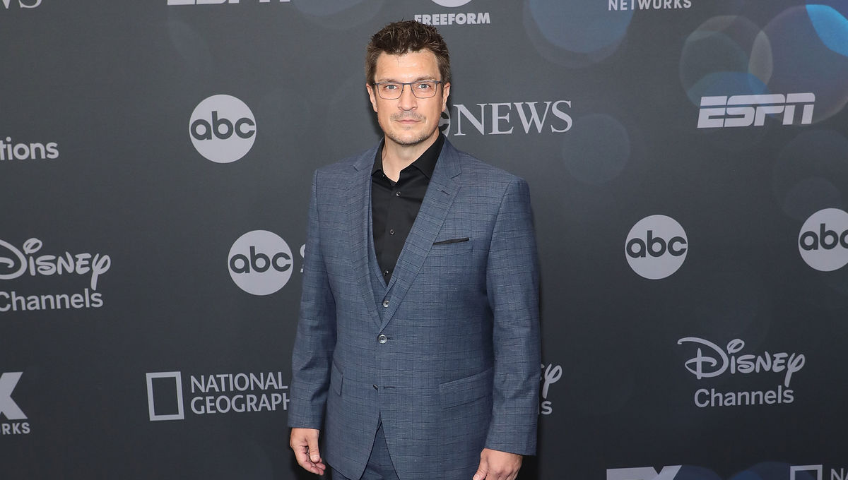 Nathan Fillion 2019
