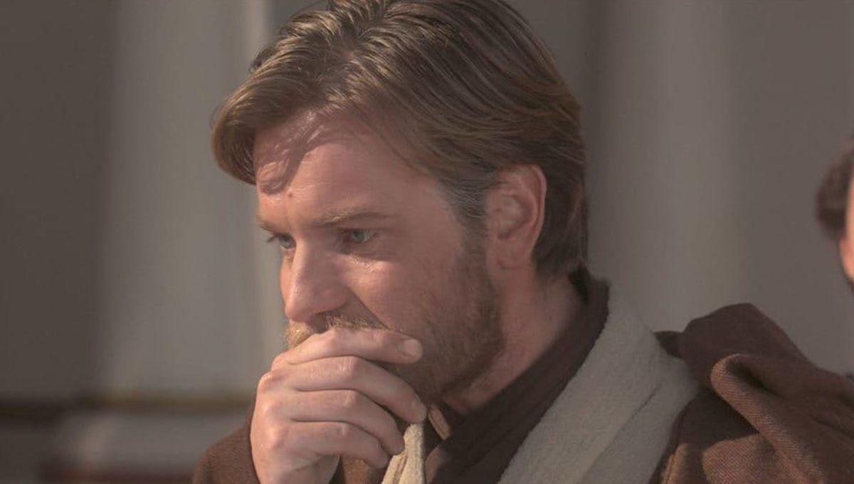 Ewan McGregor as Obi wan in Revenge of the Sith