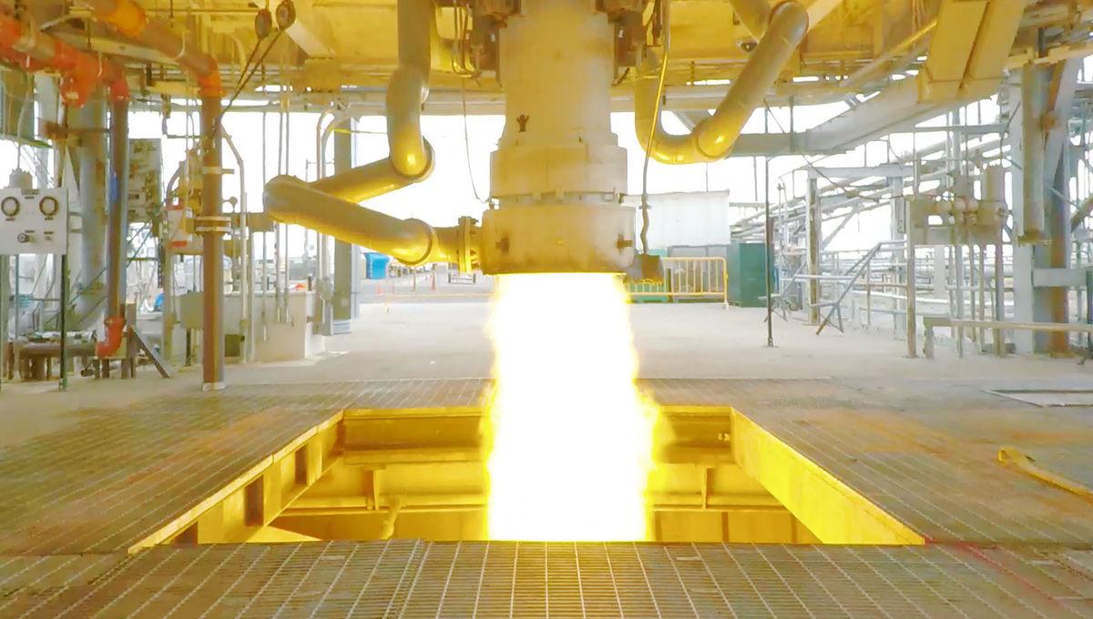 NASA Orion test