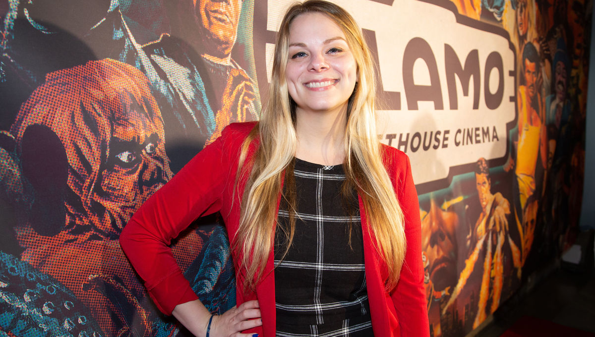 Rachel Walker at Alamo Drafthouse LA