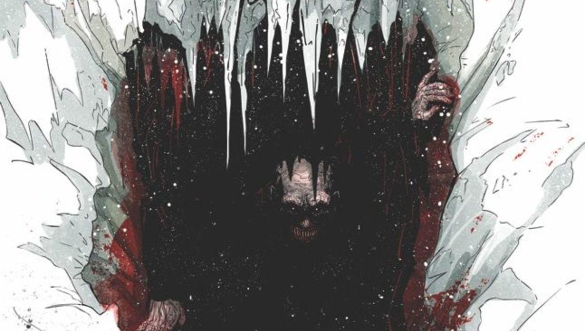 Road of Bones #4 Cover
