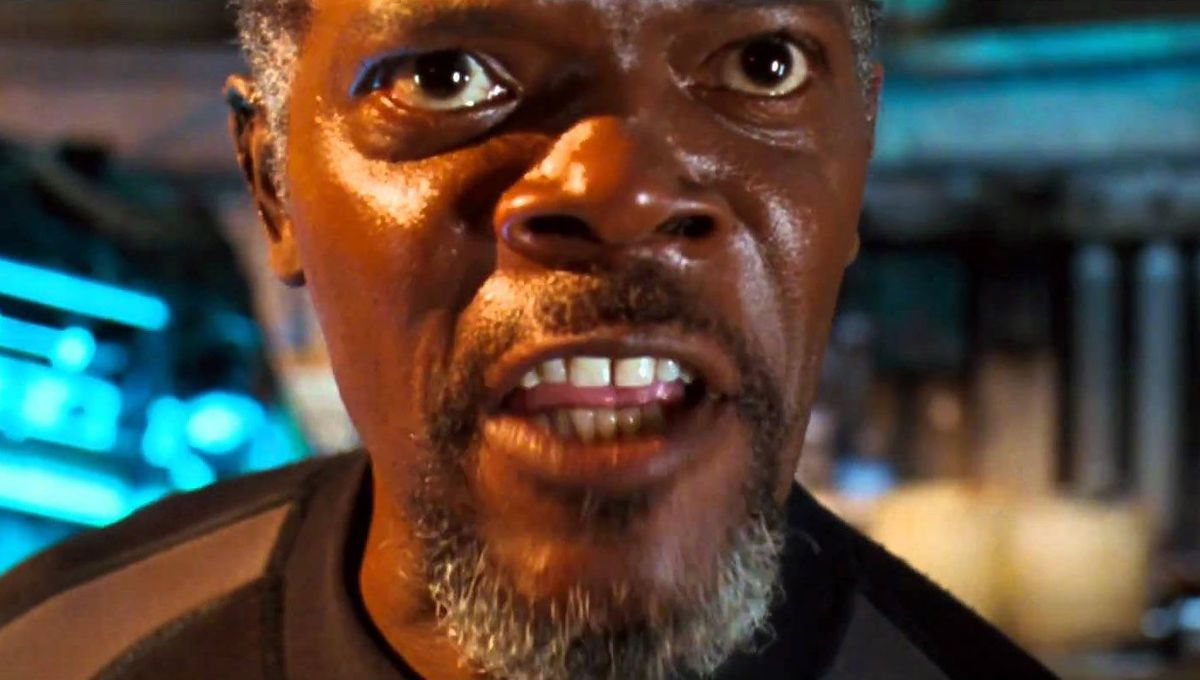 Samuel L. Jackson Deep Blue Sea