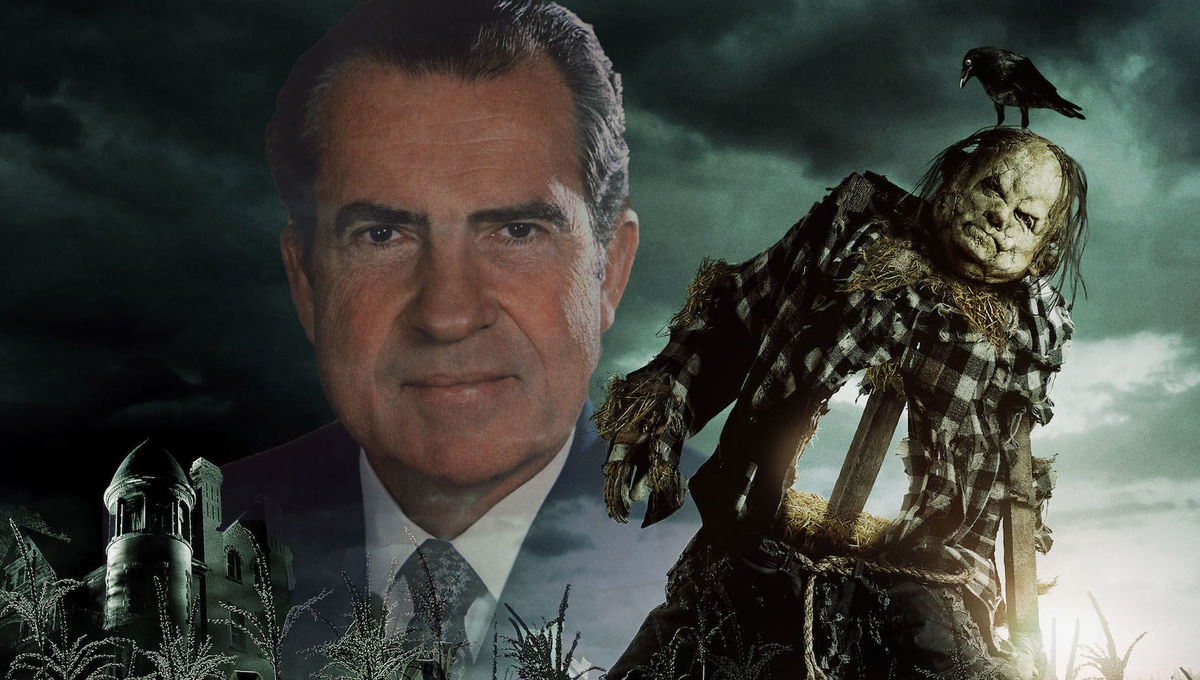 Scary Stories Richard Nixon