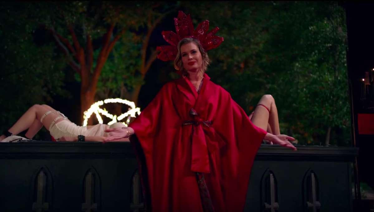 Satanic Panic Rebecca Romijn
