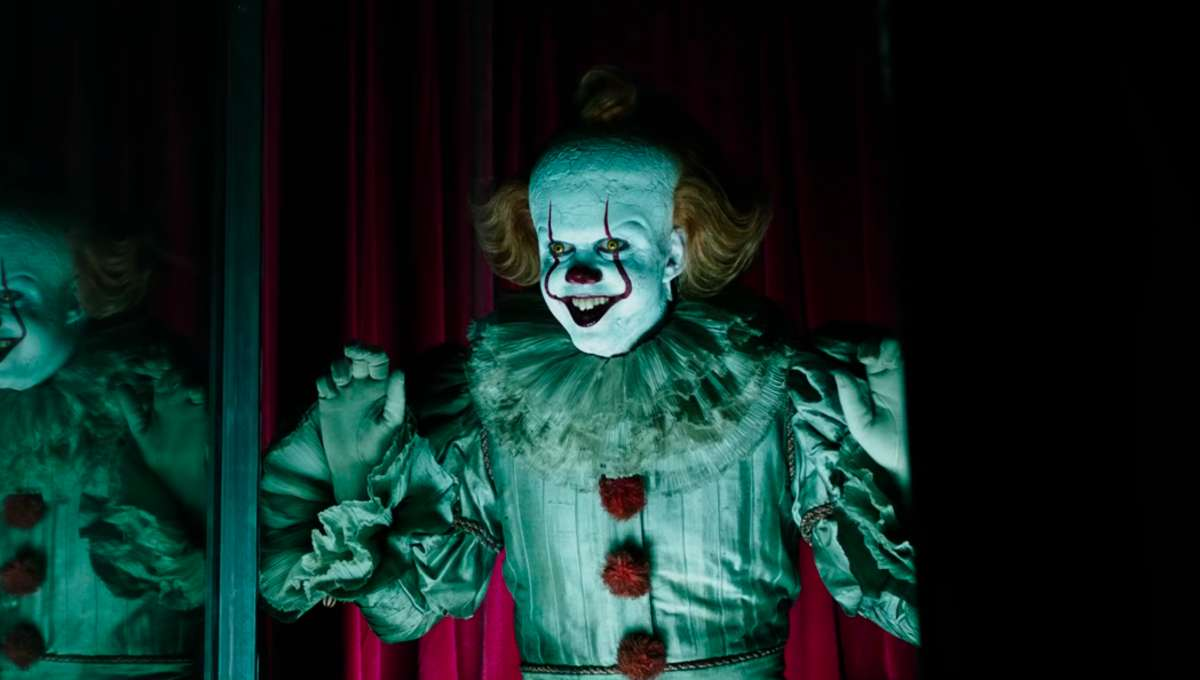 Pennywise It Chapter Two Bill Skarsgard