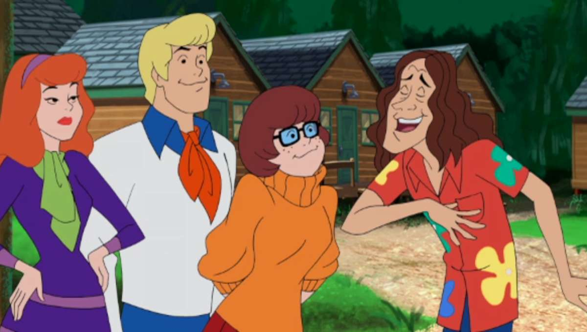 Scooby-doo Weird Al