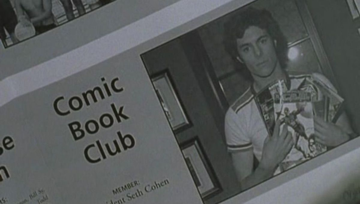 seth-cohen-comic-book-club