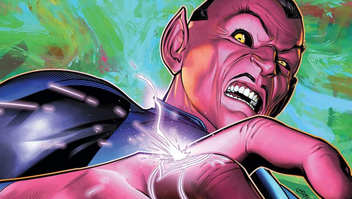 Sinestro Hero