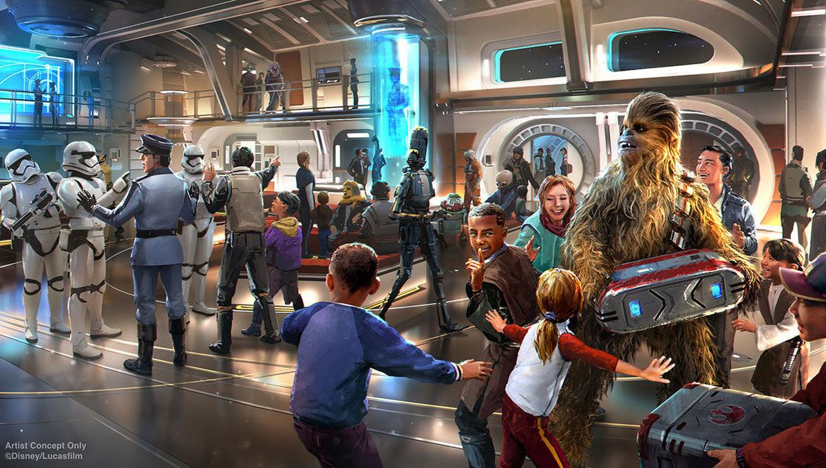 Star Wars Galactic Starcruiser 2