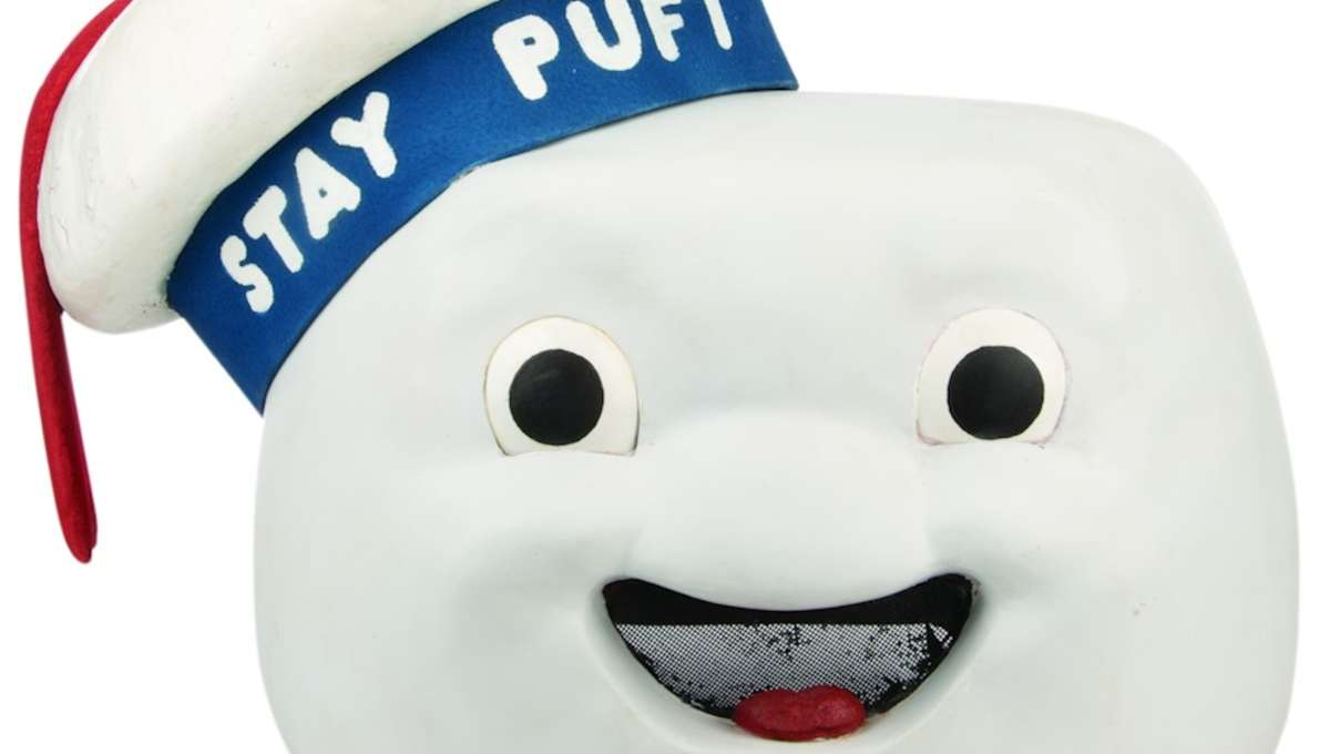 Stay Puft Head