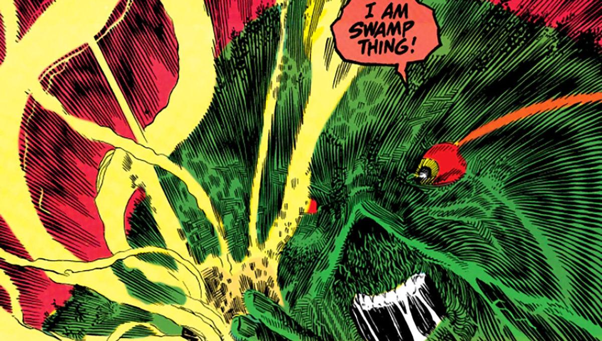 Swamp Thing #115