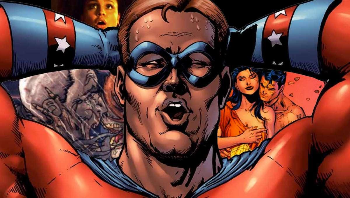 The Boys Deadly Superhero Sex