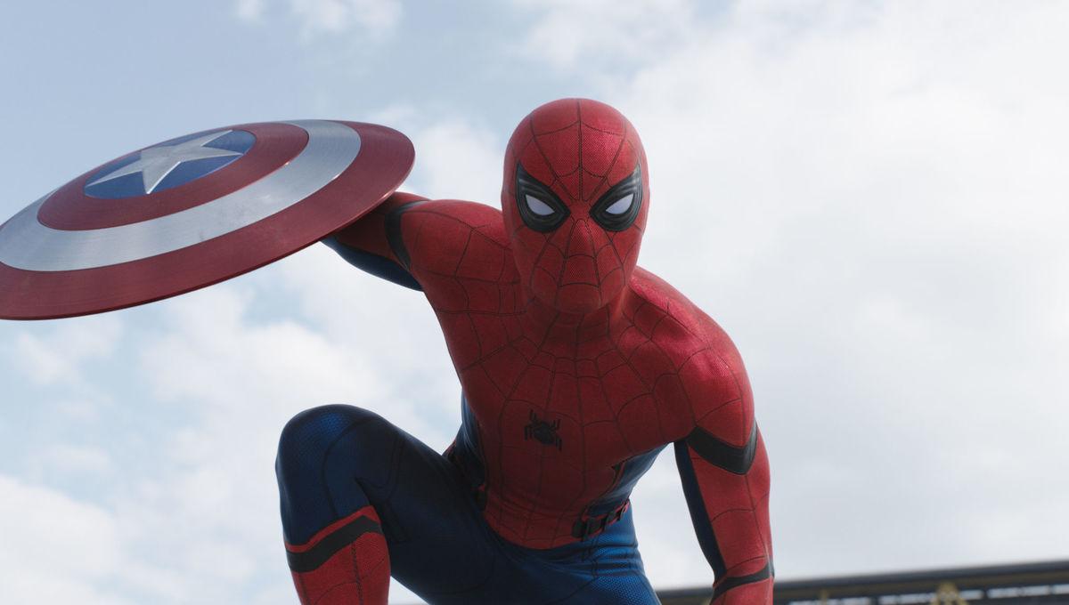 Spider-Man Captain America Civil War