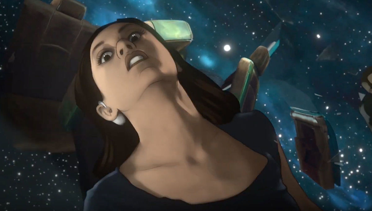 Undone animated series on Amazon Prime