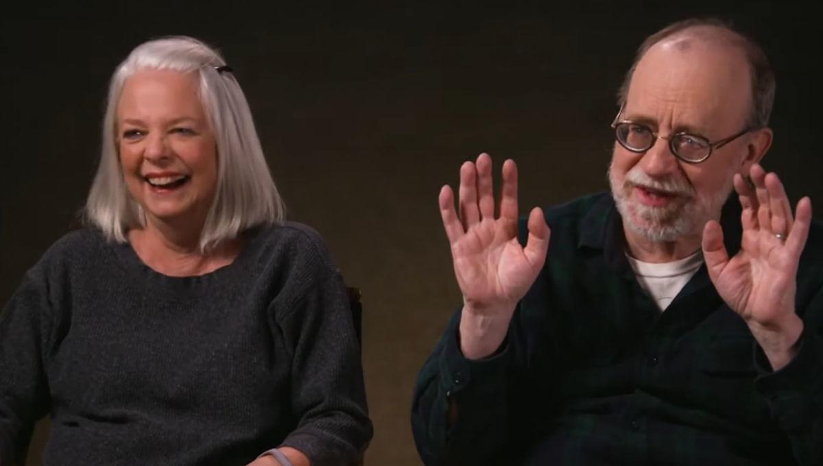 Walt Simonson and Louise Simonson