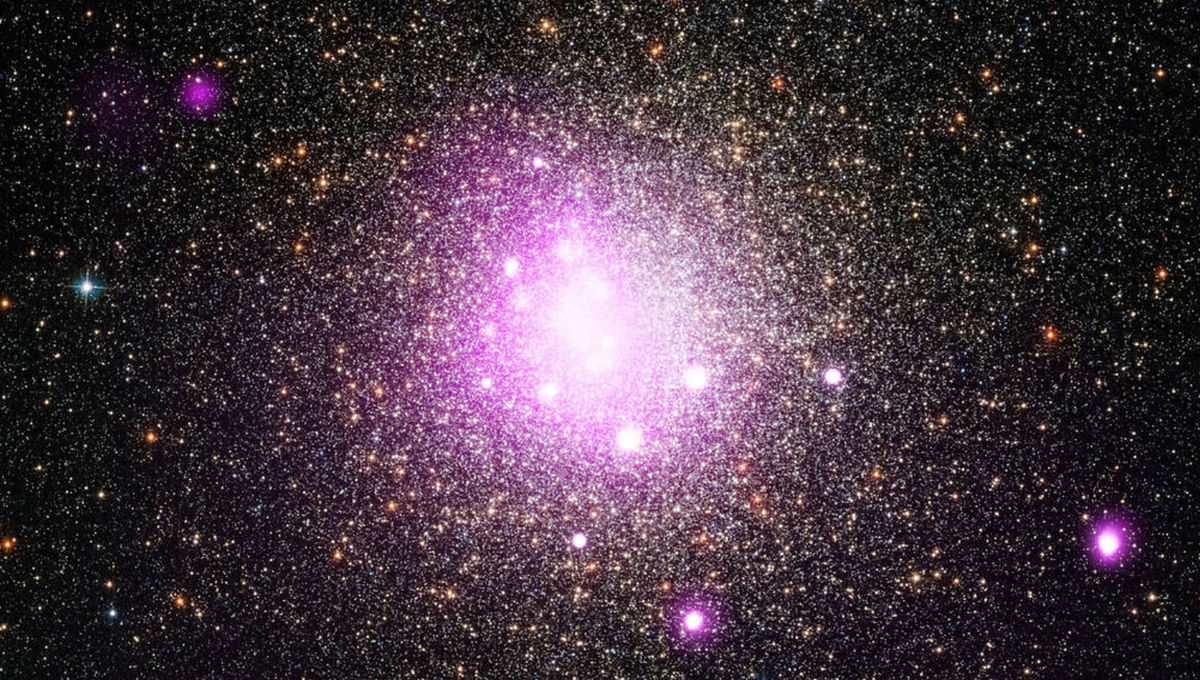 White dwarf star