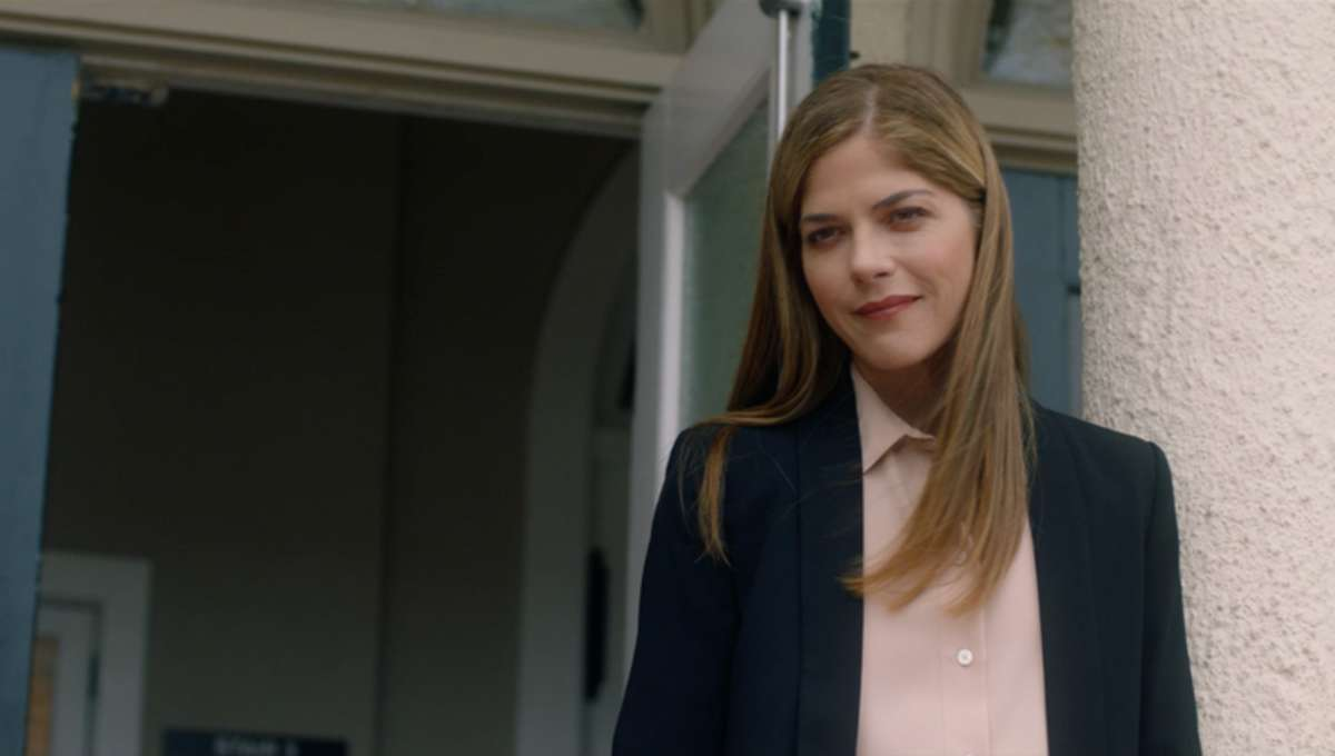 Selma Blair in A Dark Foe