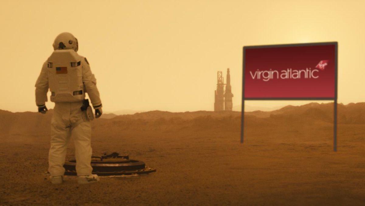 Ad Astra Virgin Atlantic