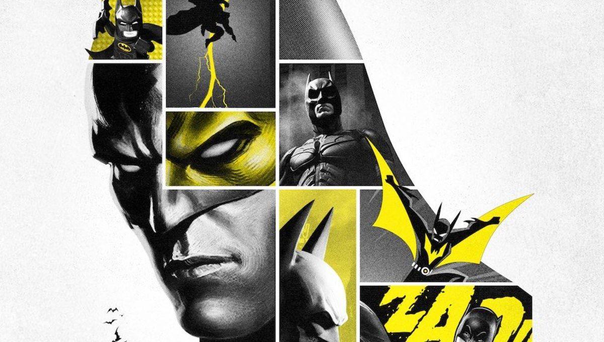 Batman 80 Main Key Art