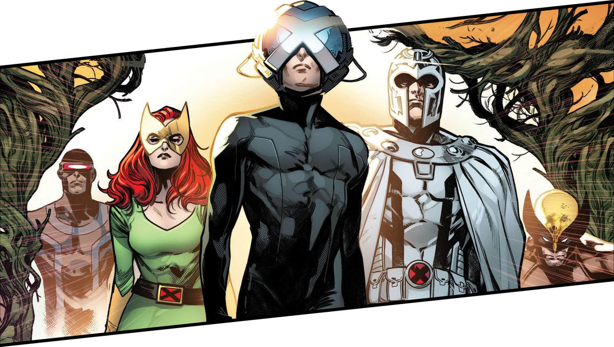 Behind the Panel: House of X