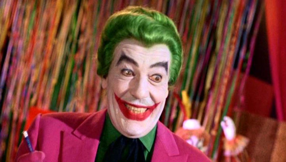 Ceasar Joker Batman