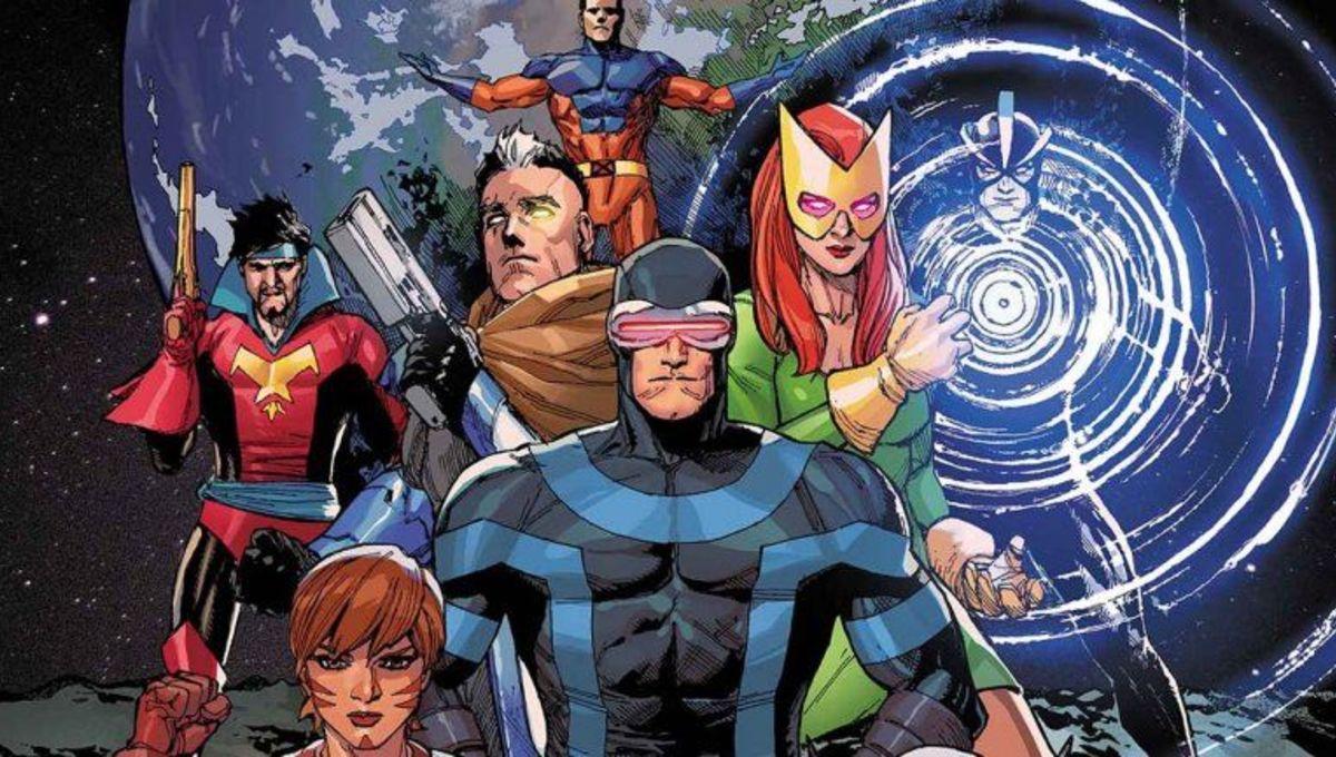 Dawn of X Marvel Comics