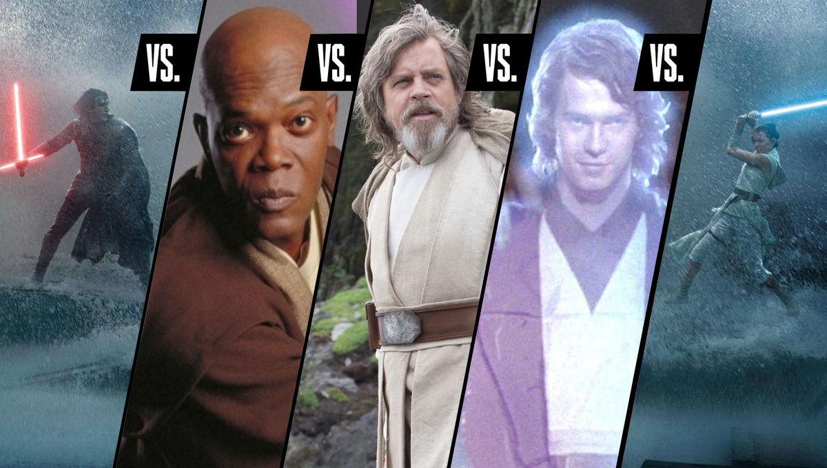 Debate Club Rise of Skywalker Fan Theories