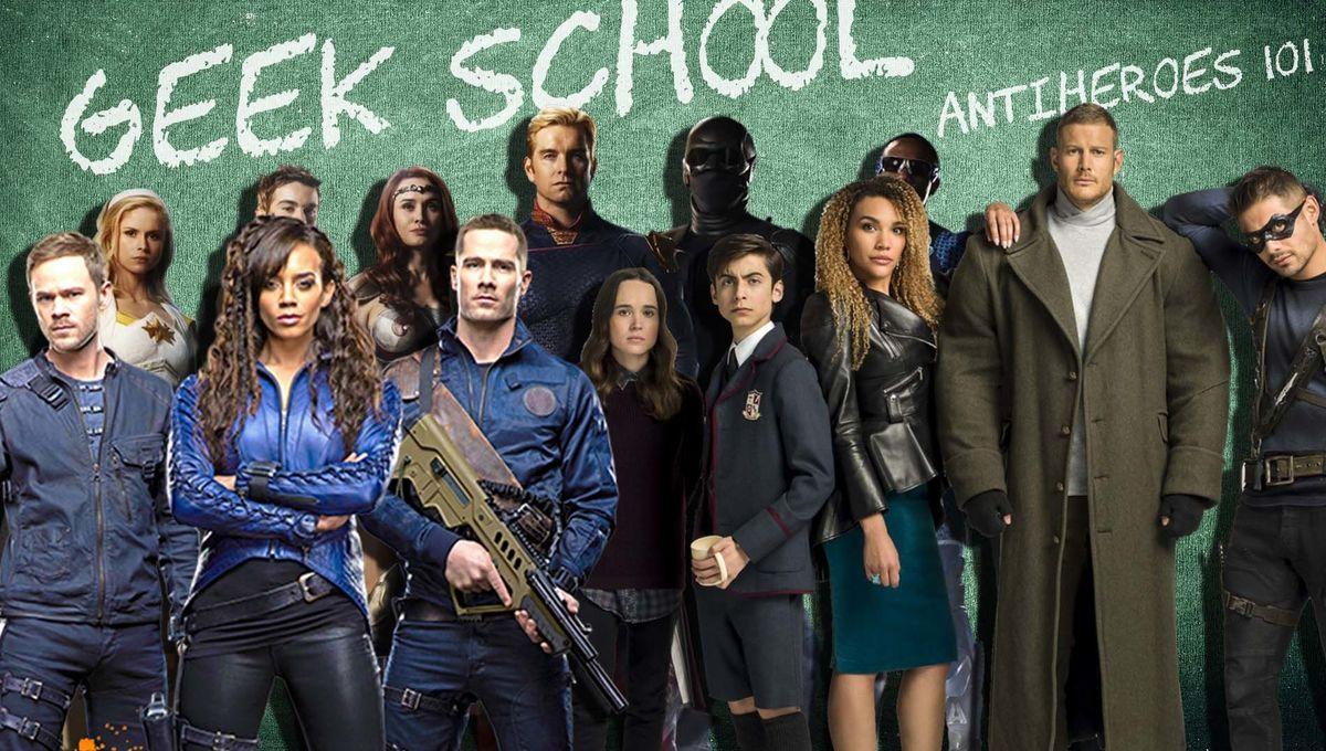 Geek School: Anti-hero