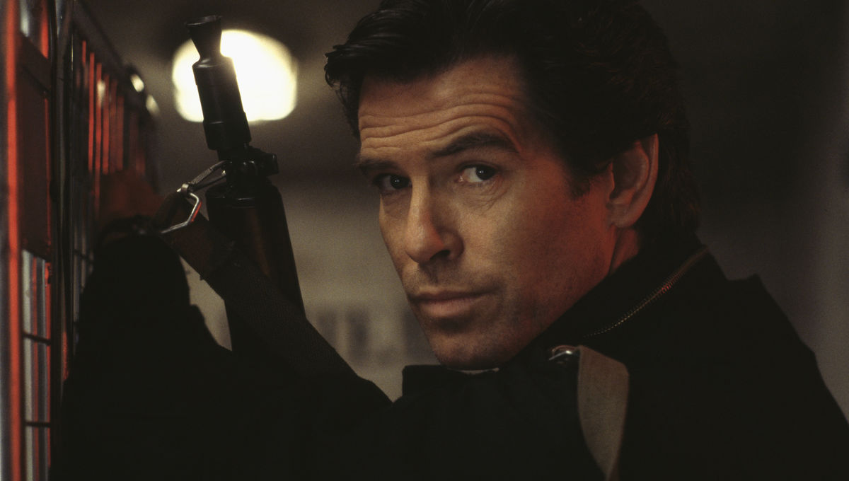 Pierce Brosnan James Bond Goldeneye