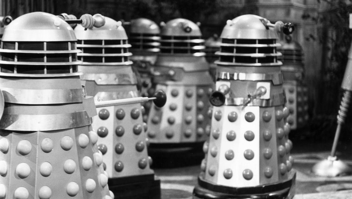 Daleks Doctor Who