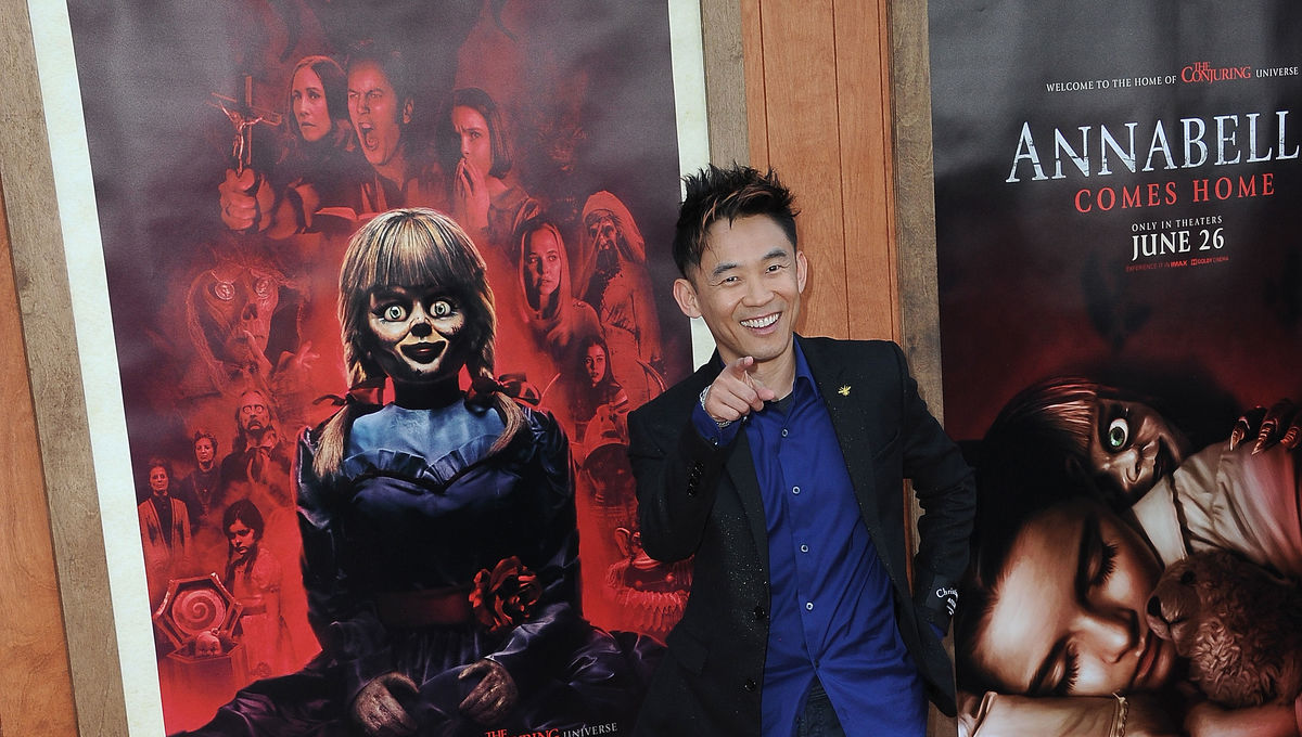 James Wan Annabelle Comes Home premiere