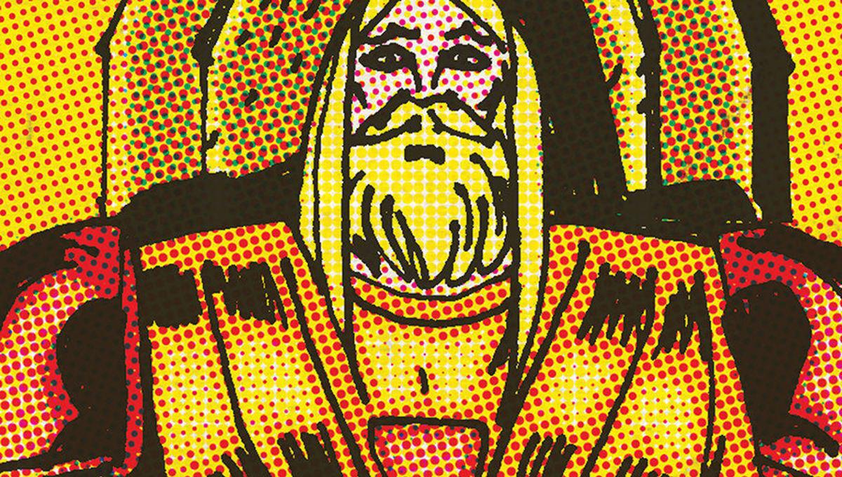 Image Comics - Olympia - Cover