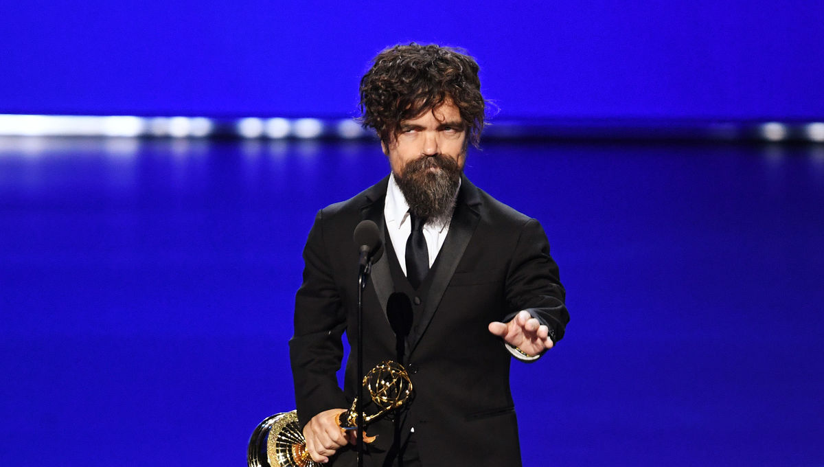 Peter Dinklage at the 71st Emmys