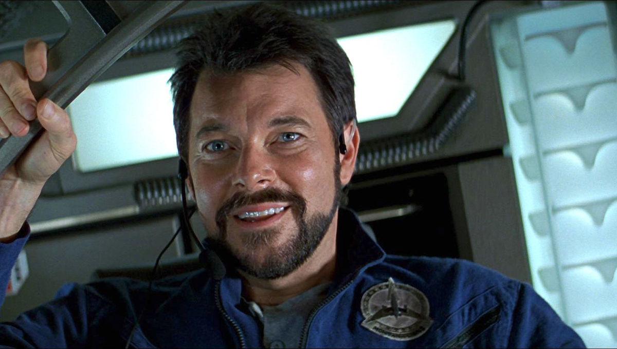 Riker the Beard
