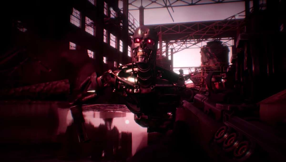 Terminator Resistance trailer
