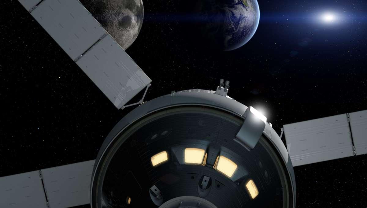NASA concept of Orion