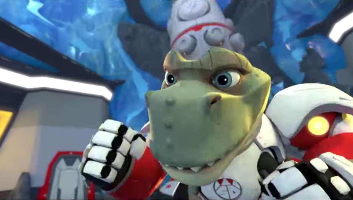Super Dino Hero