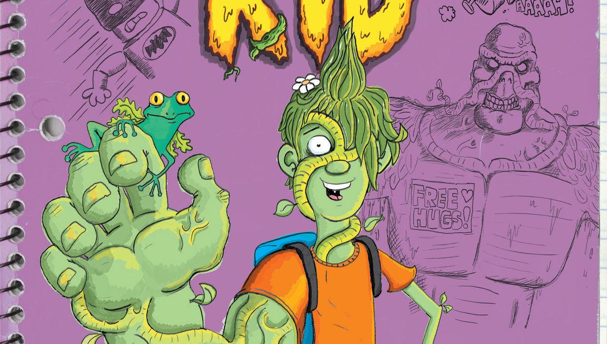 Secret Spiral of a Swamp Kid