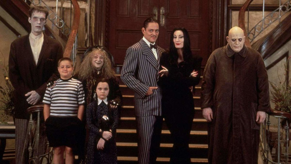So does The Addams Family practice inbreeding or what?