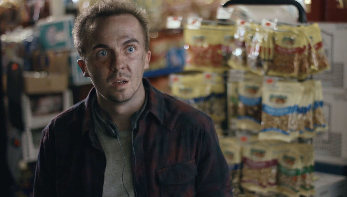 The Black String Frankie Muniz