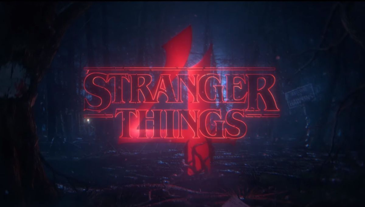 Stranger Things 4 reveal