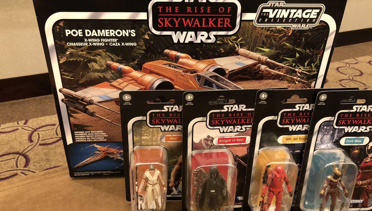 Poe Dameron X-Wing Toy
