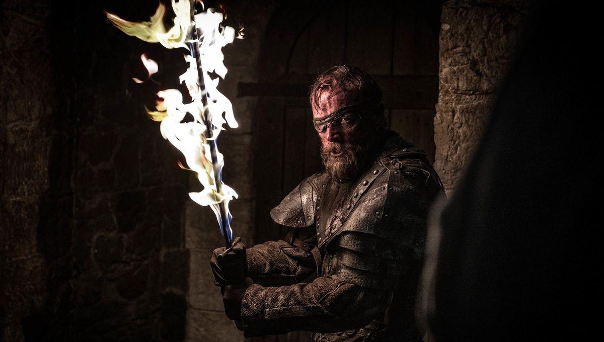 Game of Thrones Bran Stark Lures Night King
