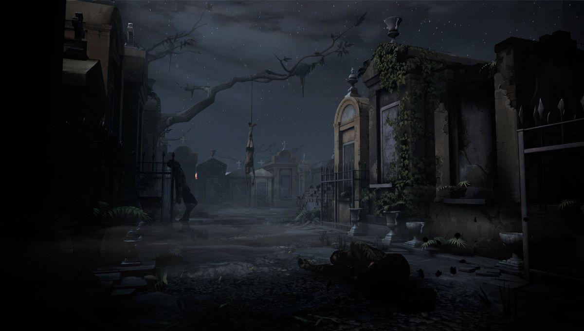 The Walking Dead Saints & Sinners screenshot