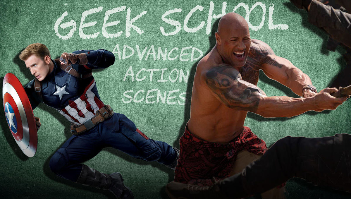 Geek School action